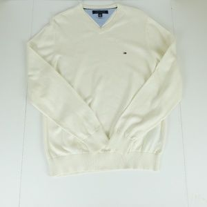 Tommy Hilfiger V neck Knit Sweater